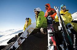 Lyžiarska dovolenka