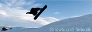 Snowboard-ferie