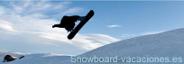 Snowboard-vacaciones